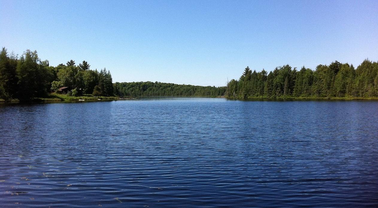 The Shul at Loon Lake