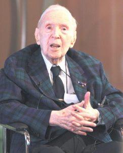 Jacques Barzun Dies at 104