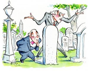 cemetery joke