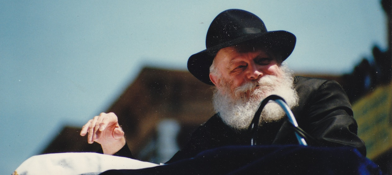 The Rebbe, Twenty Years After