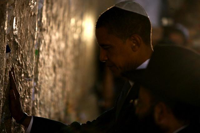Obama most Jewish president.