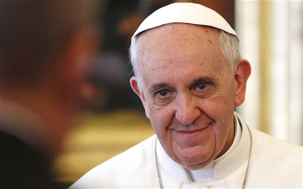 The Pope is Right: Anti-Israel Does Equal Anti-Semite