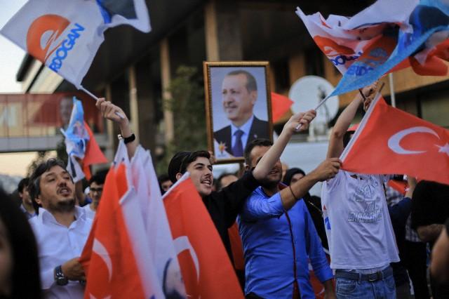 Recep Erdogan's election defeat