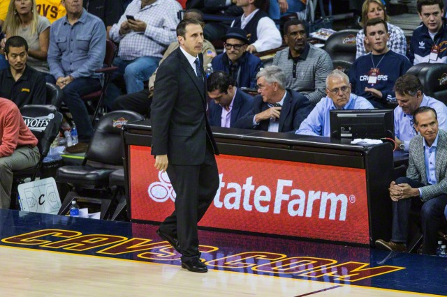 em>The Nation</em> Smears David Blatt For Being A Proud Jew | commentary