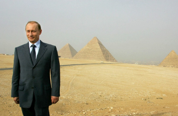 Russia and Egypt rekindle relations