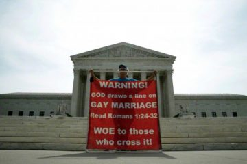 gay marriage decision