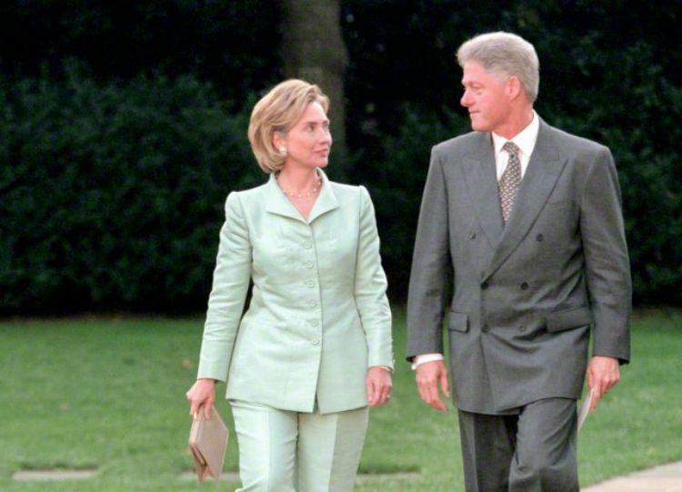 Trump-Clinton connection
