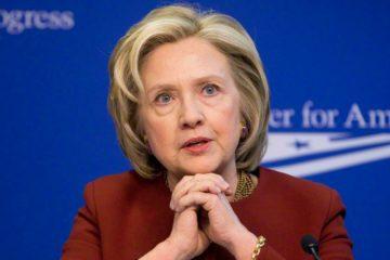 Hillary Clinton trust