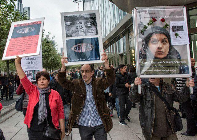 Iran human rights violations