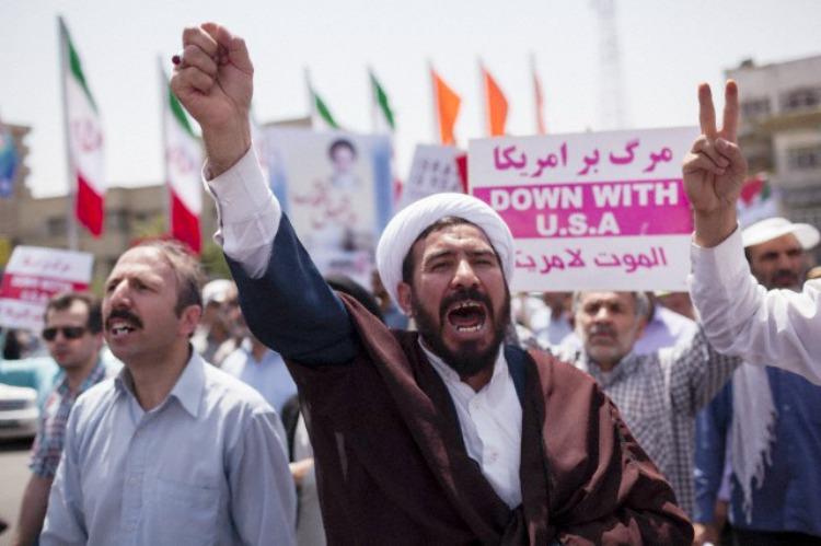 Iran deal disaster