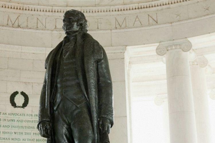 Thomas Jefferson and Andrew Jackson