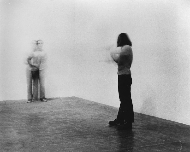Shoot, by Chris Burden (November 19, 1971, at 7:45 P.m.