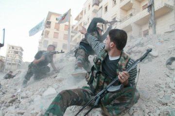 syrian civil war
