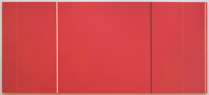 oil painting by Barnett Newman (1950–51)