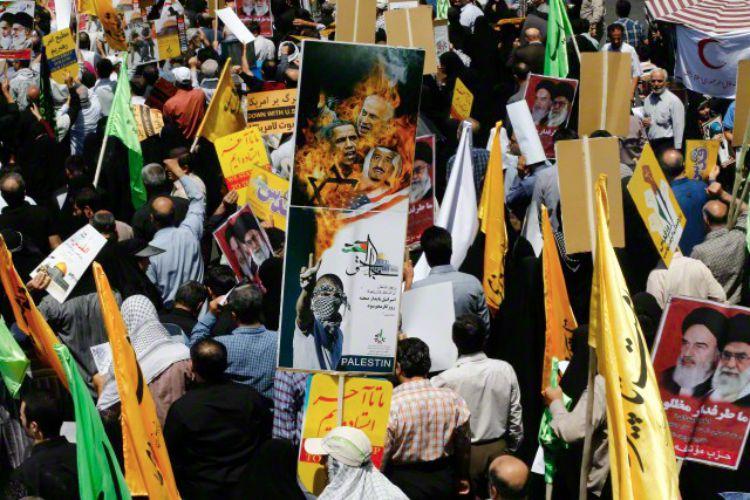 Iran-Hamas alliance