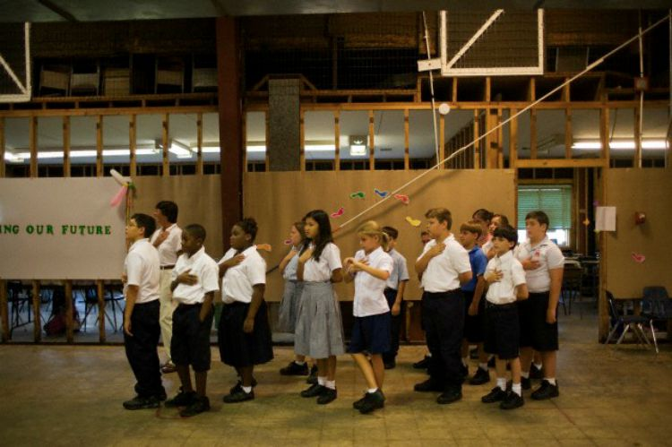 New Orleans education reform