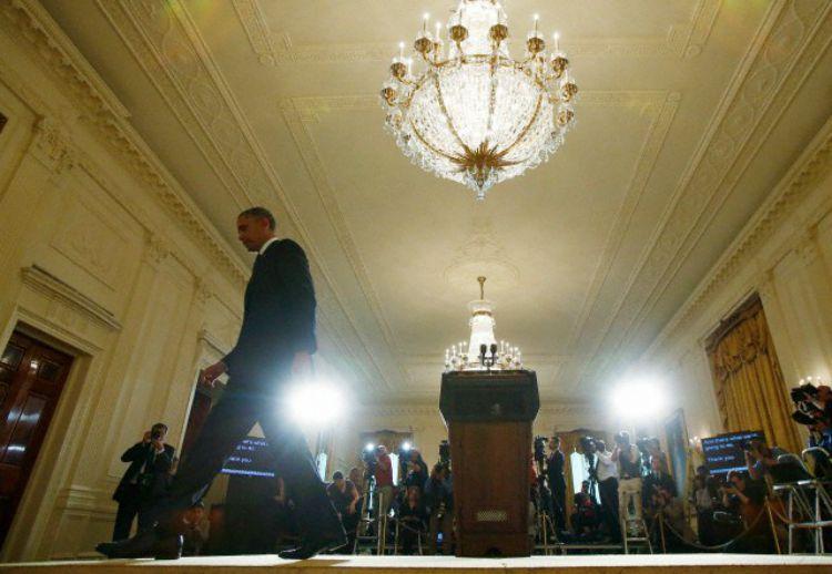 Obama's scandal free administration
