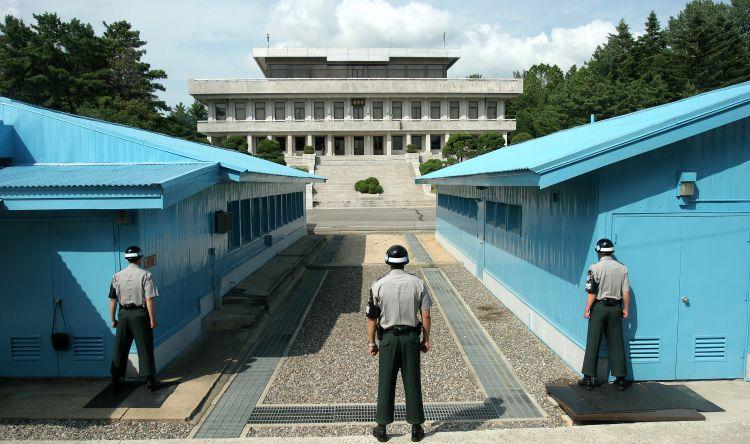 North korean gulags