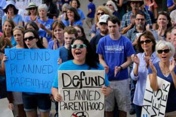 Planned Parenthood selling body parts