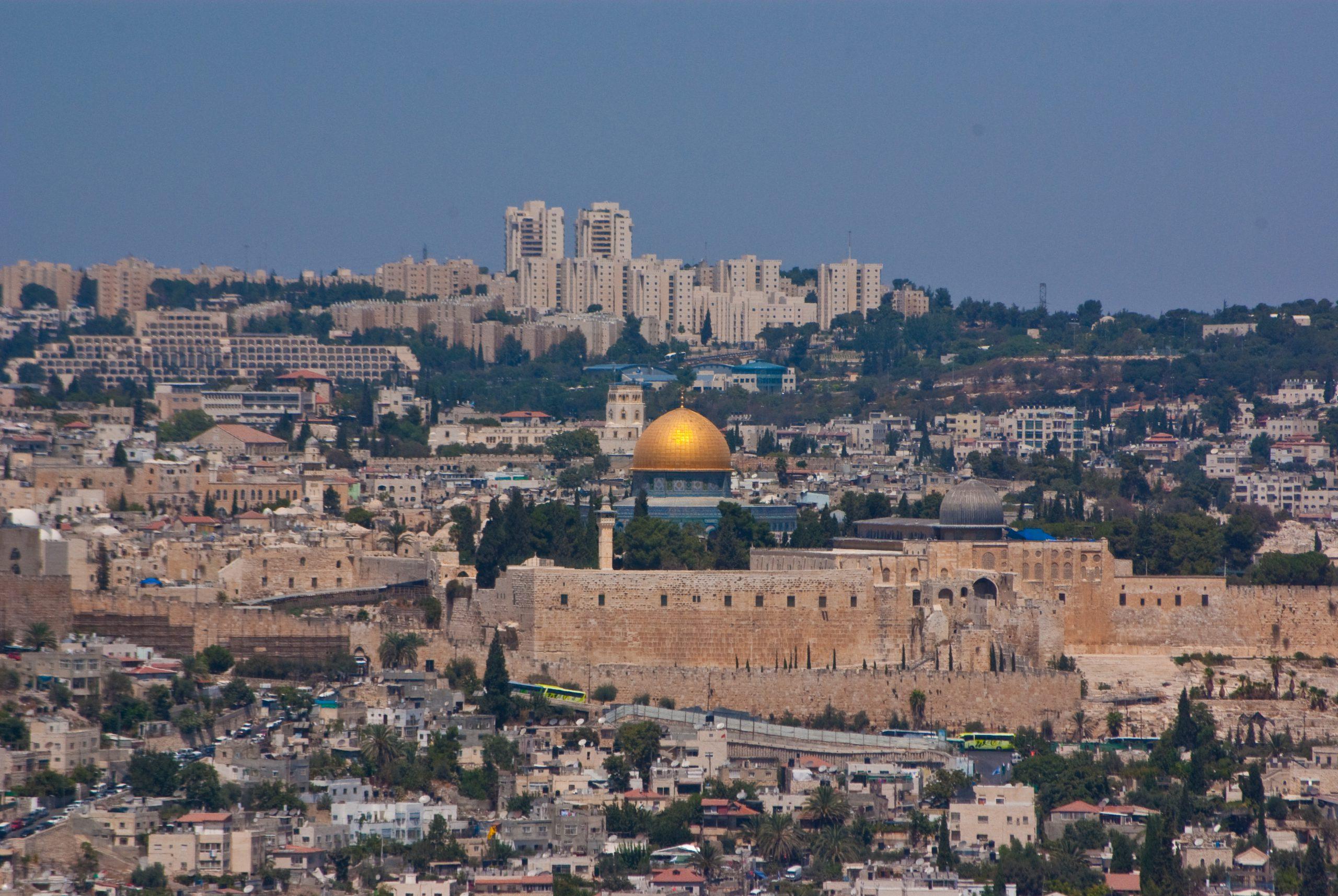 Palestinians Resent the Status Quo