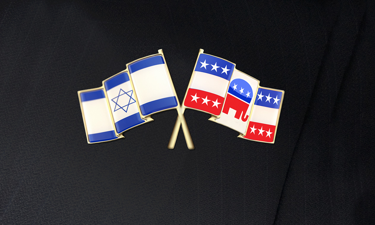 How the GOP Went Zionist