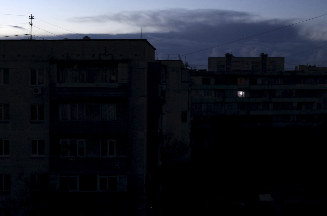 Image result for ukraine blackout