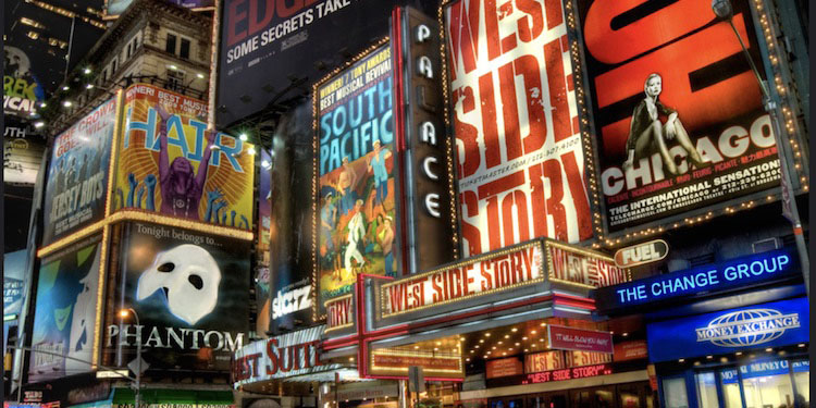 When Broadway Became Broadway