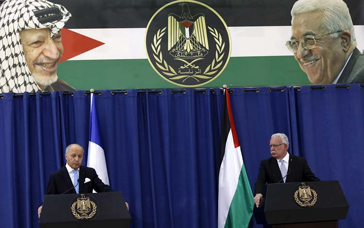 Why the Palestinians Say Never