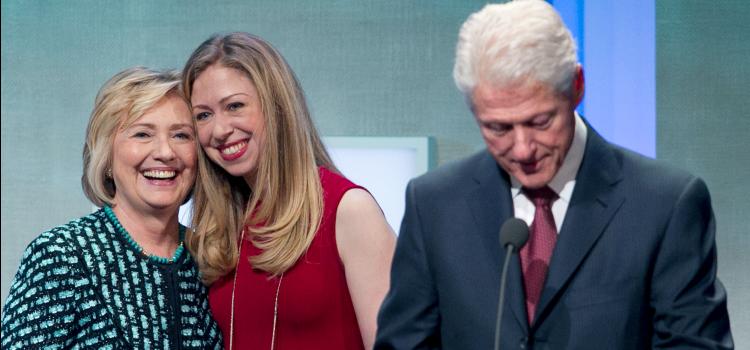 Remember the Clinton Cash Scandals?