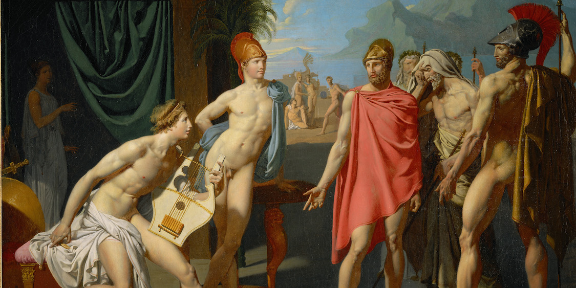 The Apology of Patroclus