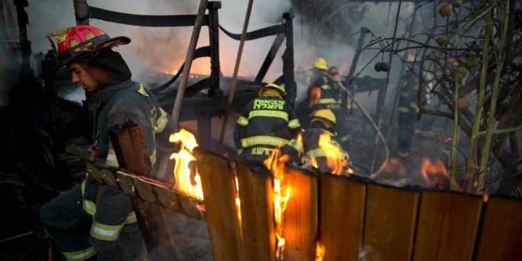 terror fires