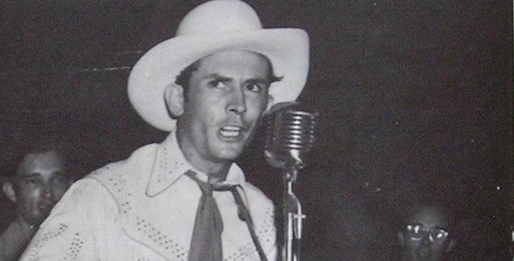 The Darkness of Hank Williams