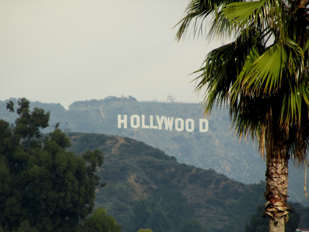 The Girl Who Loved Hollywood
