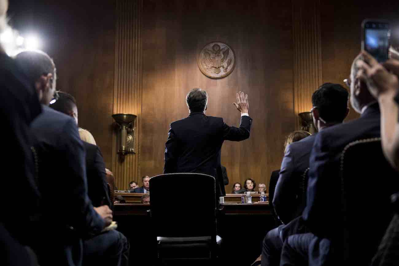 Kavanaugh and the Assault on Men