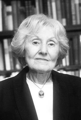 Gertrude Himmelfarb, 1922-2019