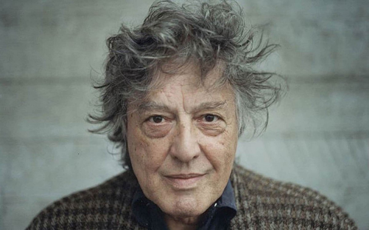 Tom Stoppard's Great Jewish Play