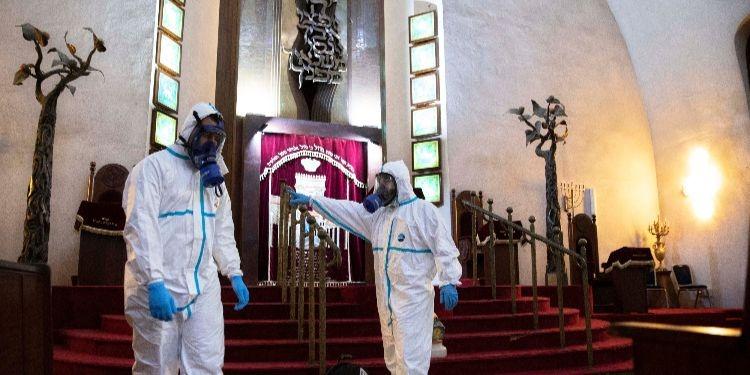 Religious Freedom vs. the Virus