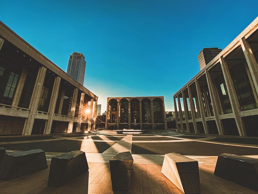 The Empty City