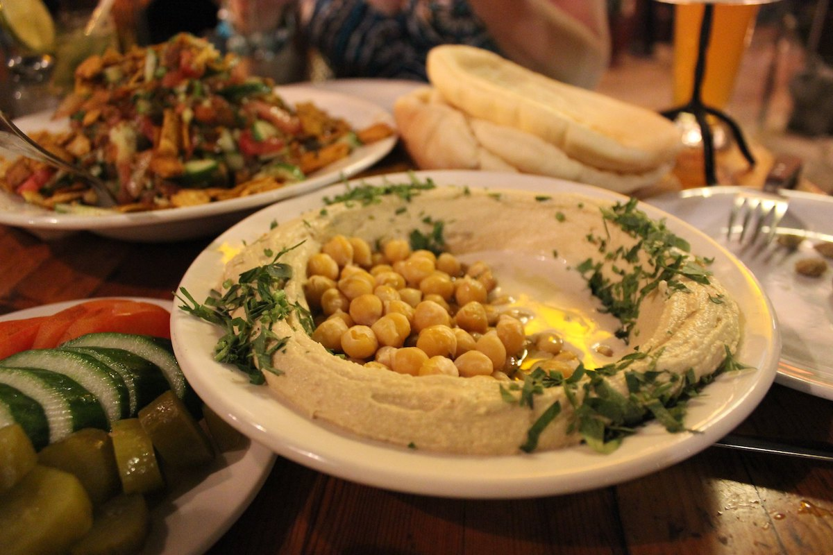 Who's Afraid of Israeli Food?