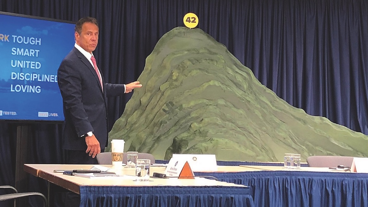 The Resistible Rise of Andrew Cuomo