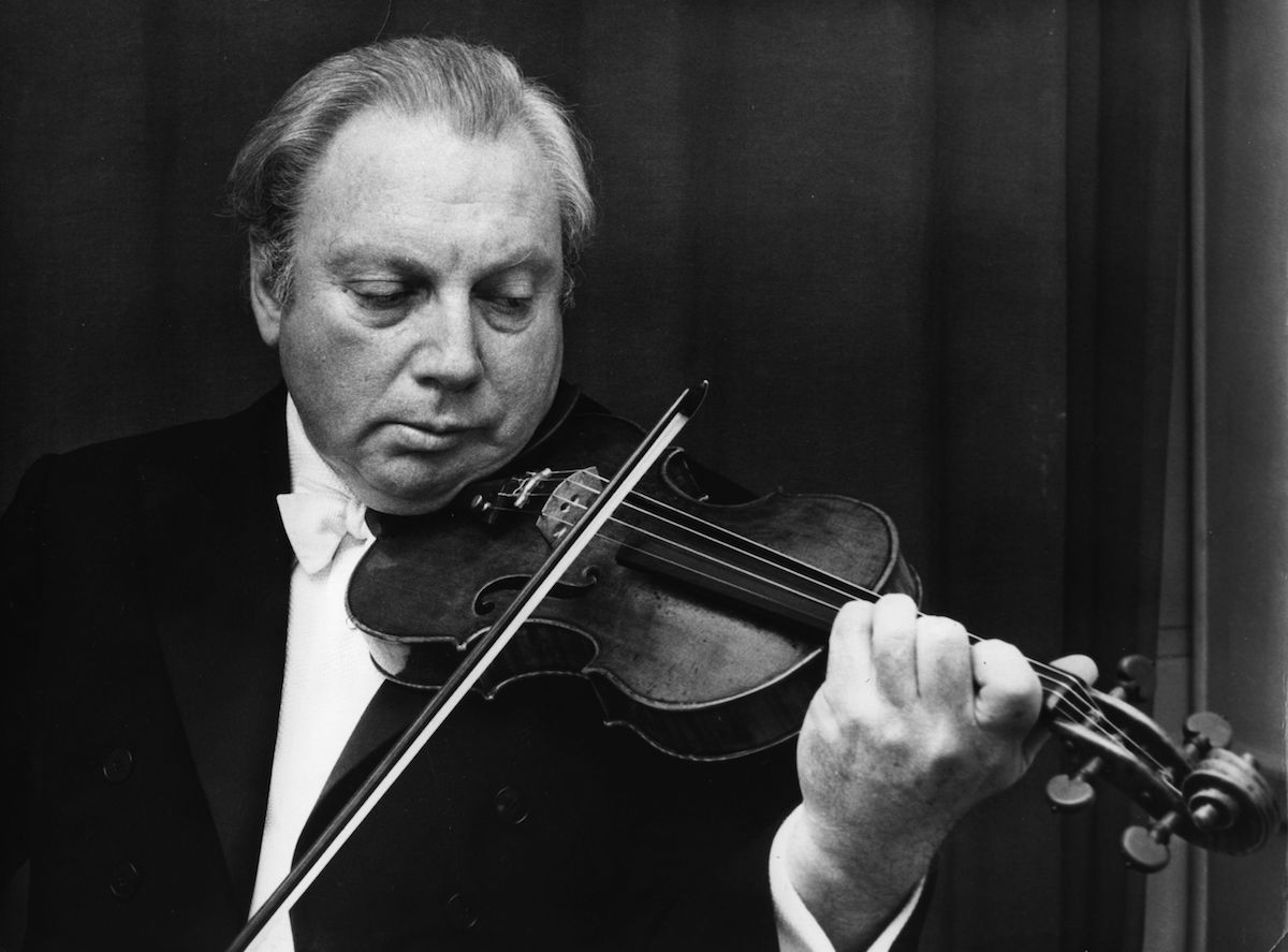 The Binding of Isaac Stern