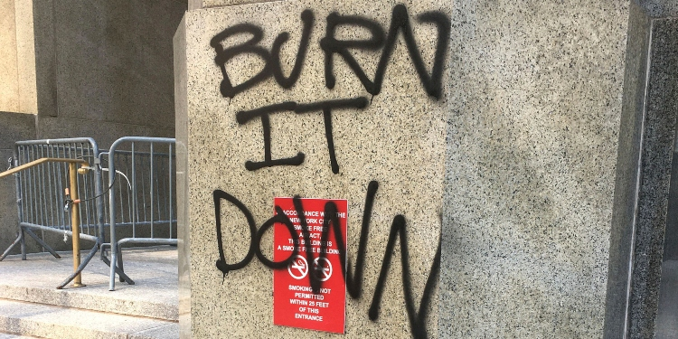 The Brewing BLM Backlash