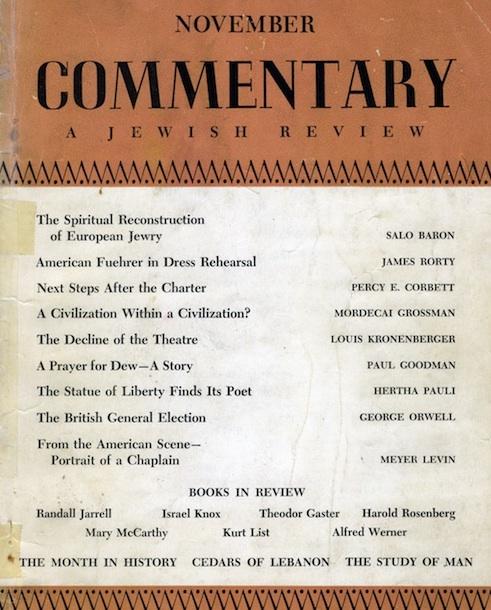 Commentary: An Act of Faith