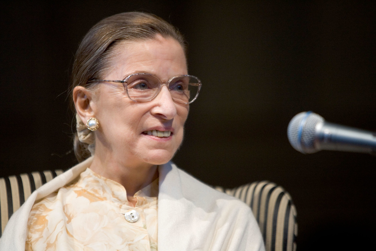 The Cult of Ruth Bader Ginsburg