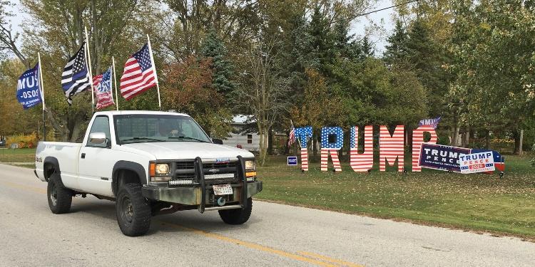 The Hunt for Secret Trumpers