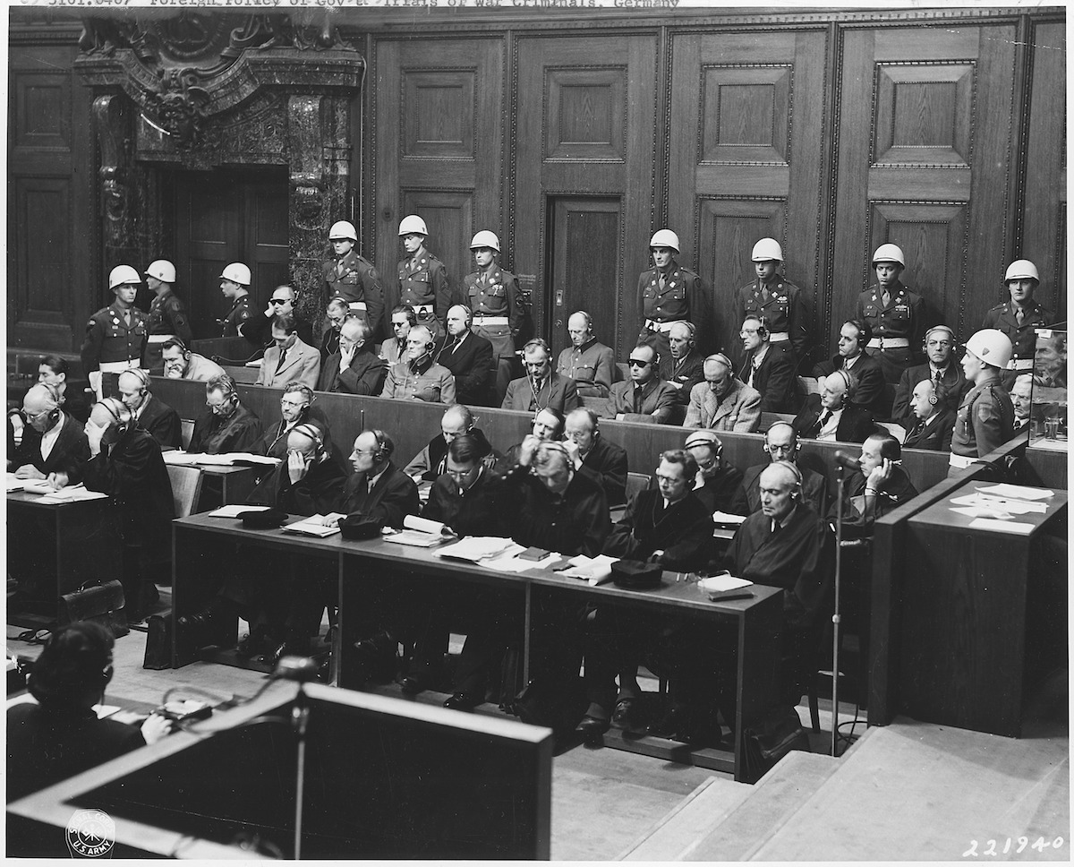 Nuremberg, 75 Years After