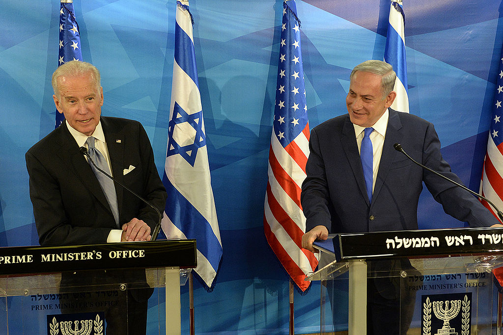 What Happens to Israel When Democrats Are in the White House?
