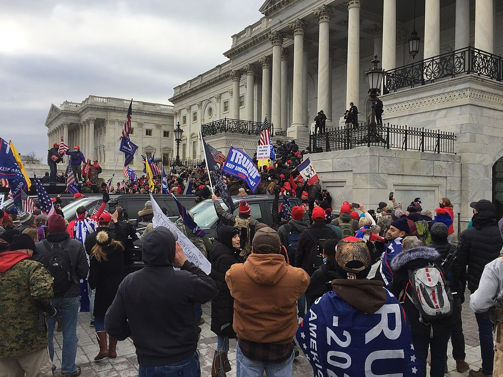 Reflections on the Riot in Washington