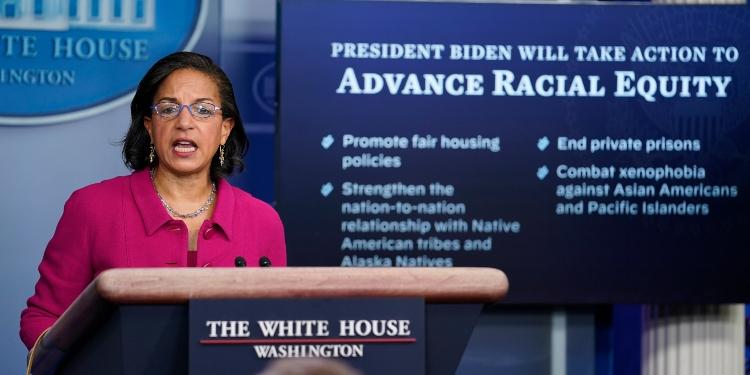 Biden's Backward 'Equity' Order