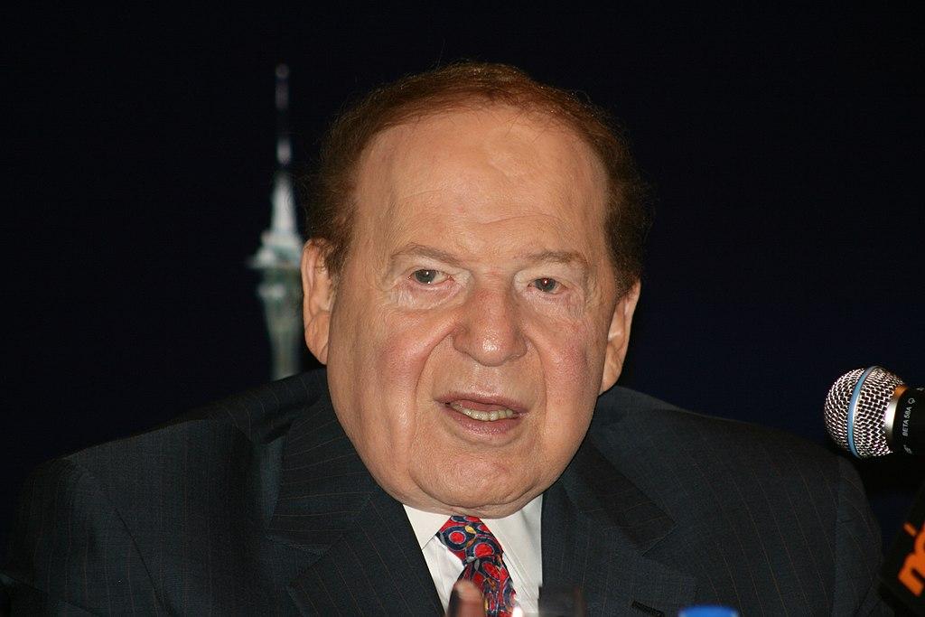 Sheldon Adelson, Baruch Dayan Emet